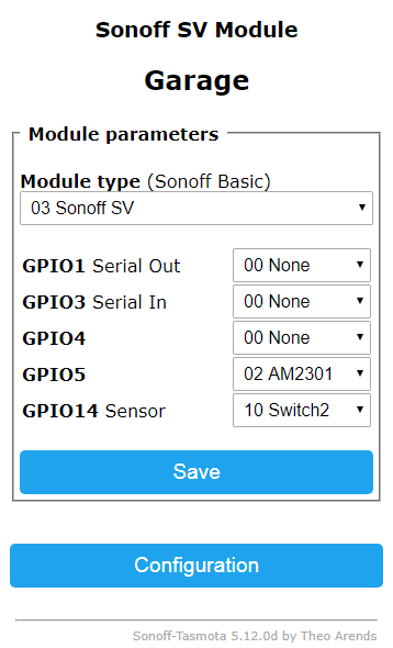 GPIO14 as door opening sensor · Issue #726 · arendst/Sonoff