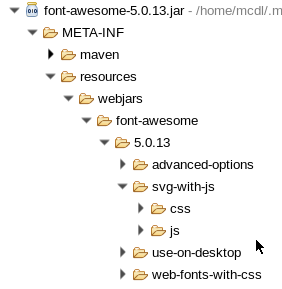 Please review 5 0 13-1 · Issue #32 · webjars/font-awesome