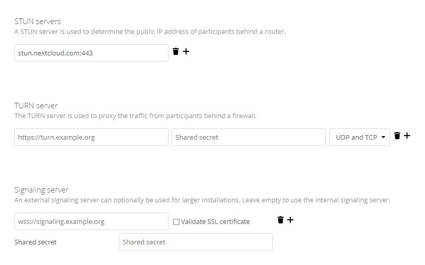 Nextcloud Talk APP NOT Working · Issue #586 · nextcloud/spreed · GitHub