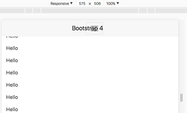 Bootstrap 4 Center Image