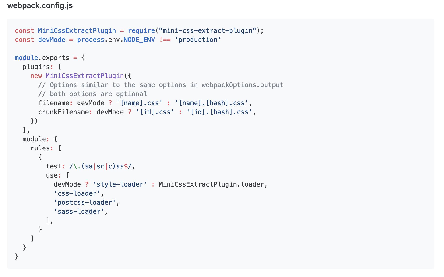 Module build failed: Syntax Error (5:1) Unknown word · Issue