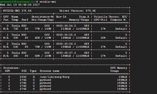 How to use Multiple GPUs? · Issue #44 · google/seq2seq · GitHub