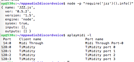 JZZ not seeing any MIDI devices on Linux · Issue #10 · jazz-soft/JZZ