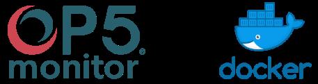 OP5 Monitor, in docker