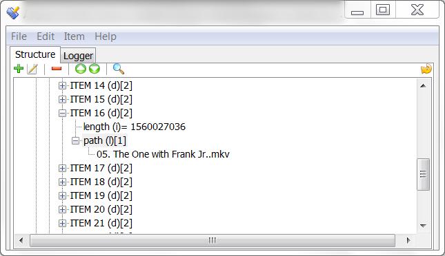 bencode editor portable