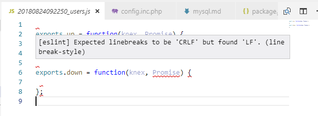 CRLF` line breaks for generated files on Windows · Issue #2784