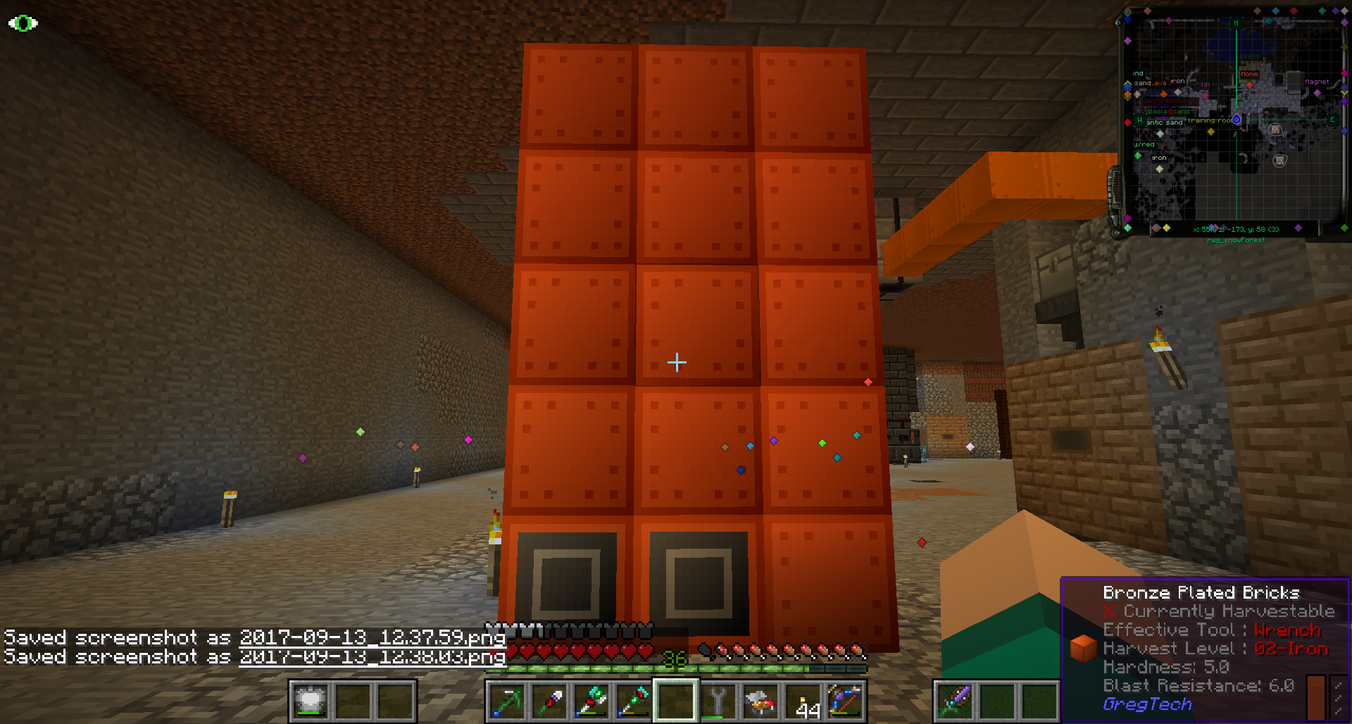 I can not seem to get the large bronze boiler to work