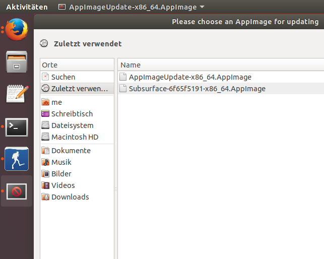 AppImageUpdate icon missing · Issue #38 · AppImage