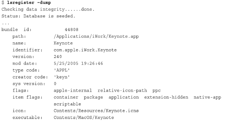 Learn from Mac OS X how to suck less at system integration