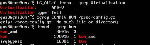 GNS3 VM 2 2 0b3] QEMU 3 1 0 crashing on AMD Ryzen 5 CPU