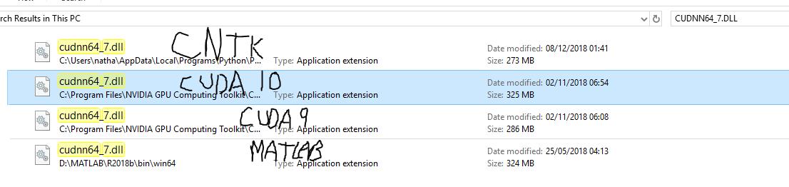 Python 3 6 7 DLL load failed on GPU version · Issue #24199