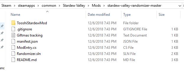 How to run randomizer? · Issue #4 · cTooshi/stardew-valley