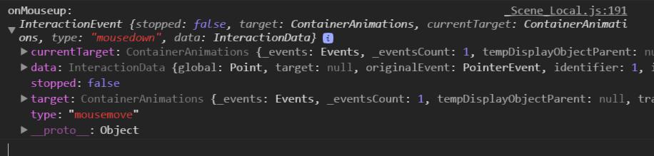 why configureInteractionEventForDOMEvent use  reset() ? · Issue