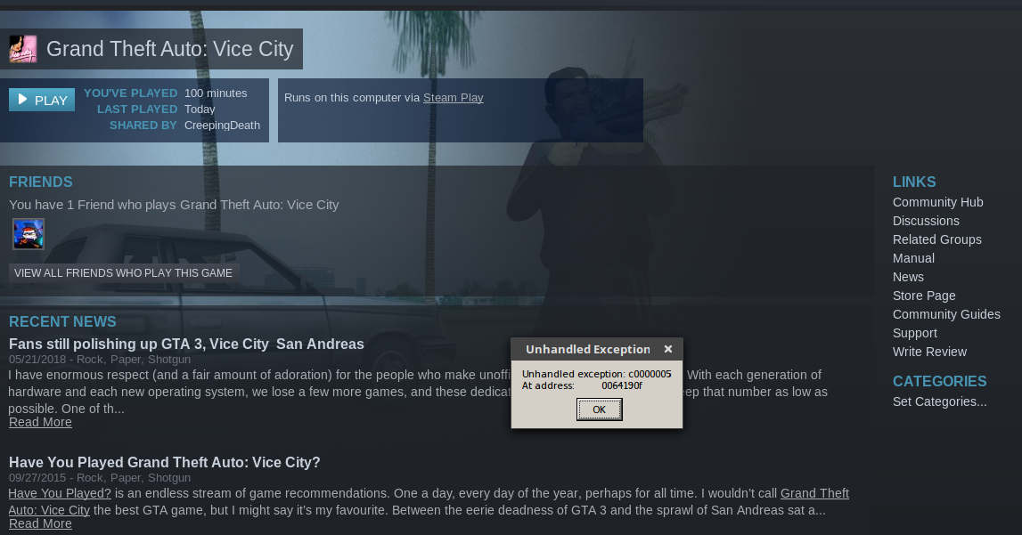 Gta V Corrupt Game Data Steam