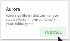 GitHub - evaera/Aurora: Aurora is a library that can manage