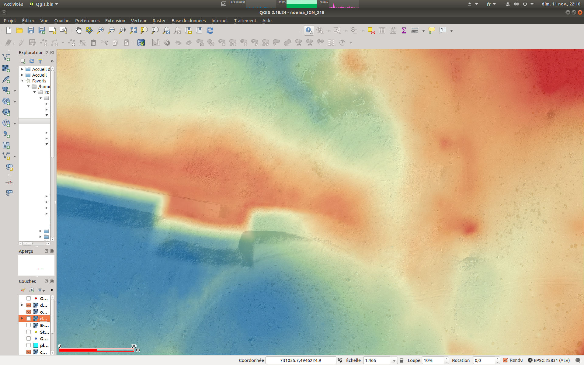 Incorrect scale on GCP file  · Issue #549 · OpenDroneMap