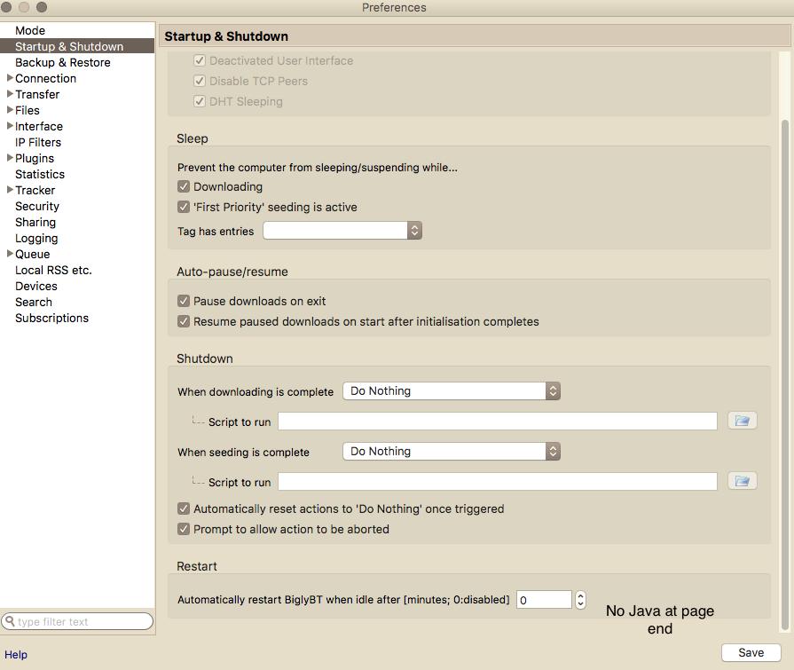 Rampant Java Wakeups before resulting hang on OS Sierra