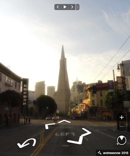 San Francisco on Mapillary.com