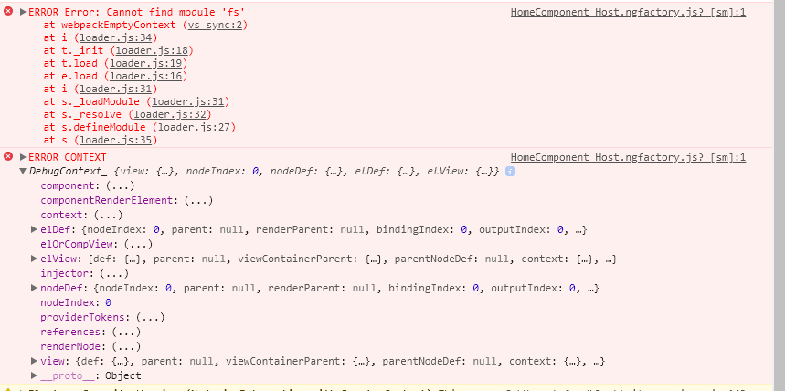 Integrate monaco editor in Angular 7 + Electron · Issue #1230