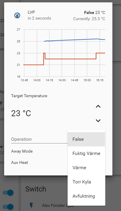 MQTT HVAC: Mode OFF doesn't work  · Issue #10209 · home-assistant