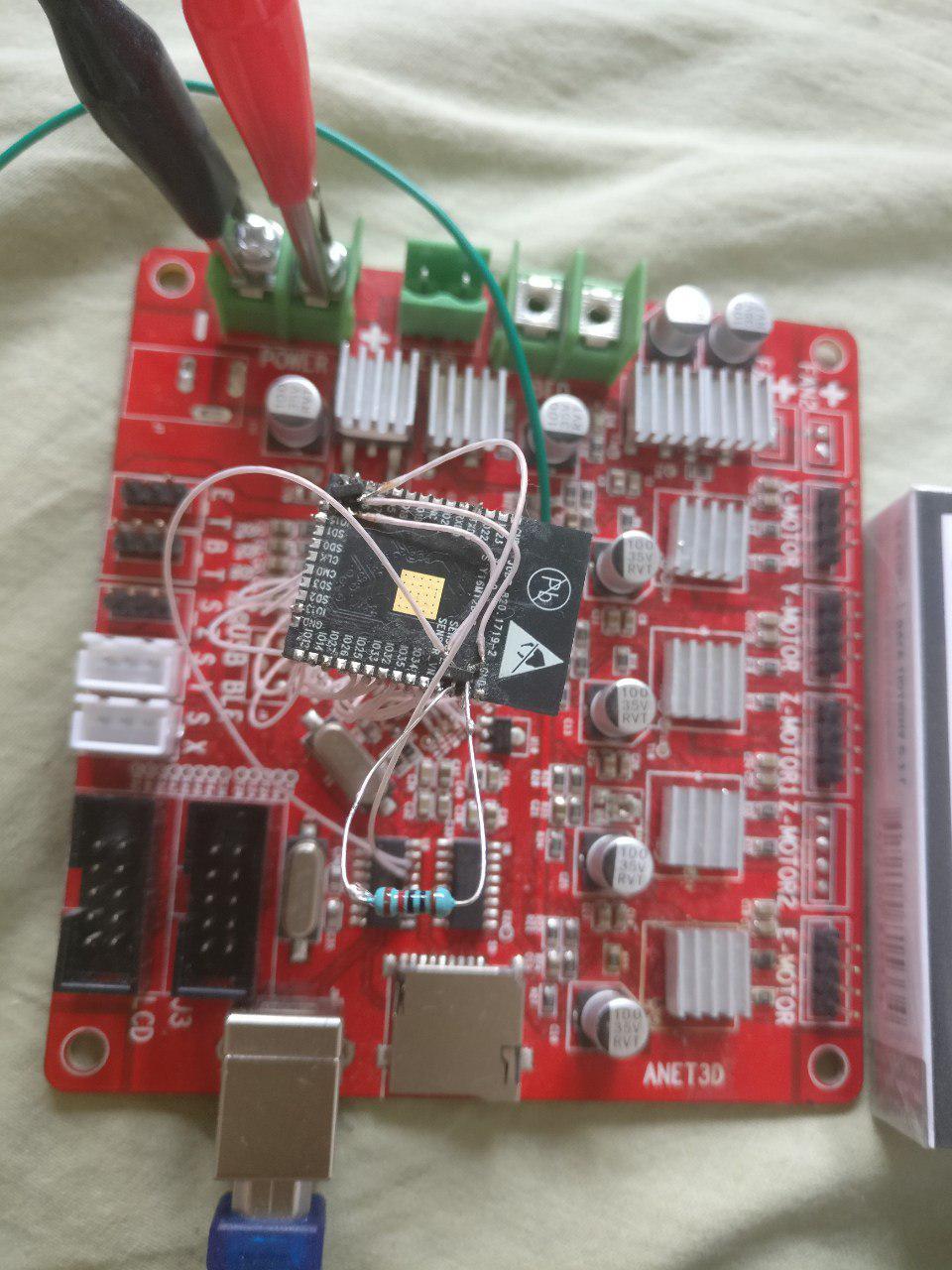 Developers Esp32 32 Bit Hal Reprap Ramps 14 Wiring Nwreprapcom Youtube Photo 2018 08 06 15 11 03