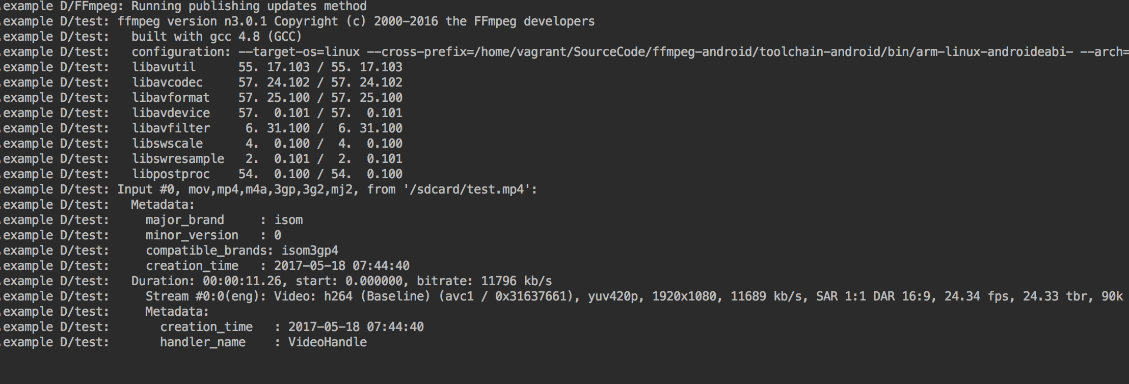 never return · Issue #236 · WritingMinds/ffmpeg-android-java