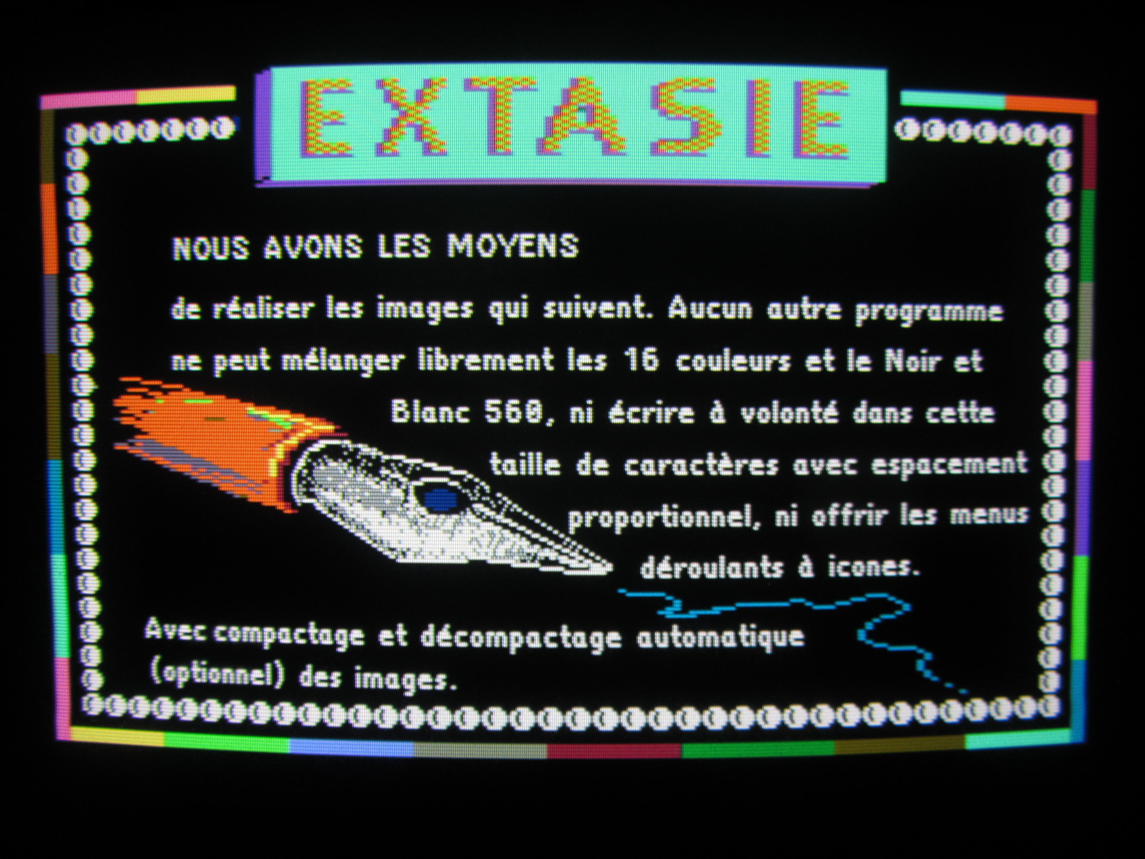 EXTASIE