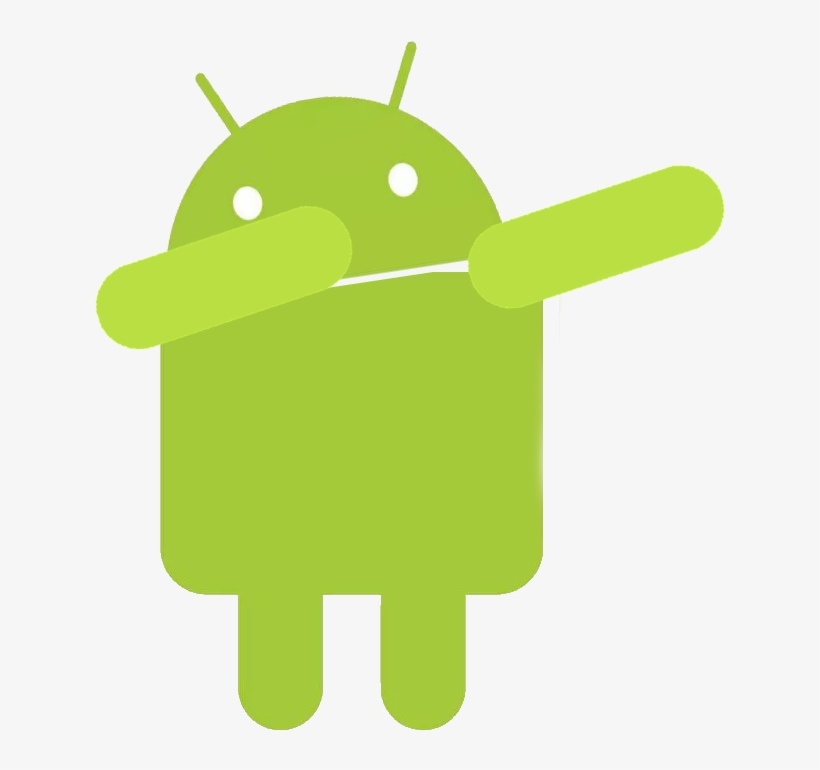 889-8897411_dabbing-android-android-gingerbread-logo