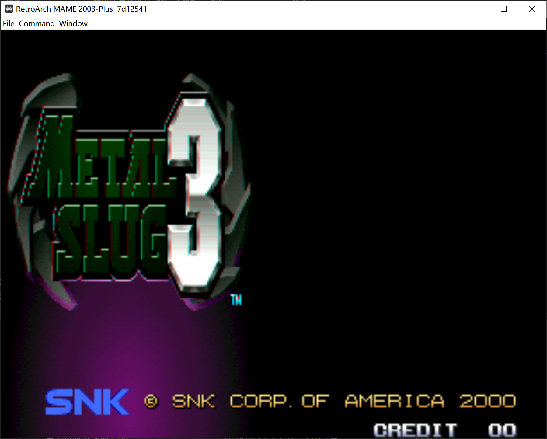 Weird graphics issue with Metal Slug 2 or 3 · Issue #455