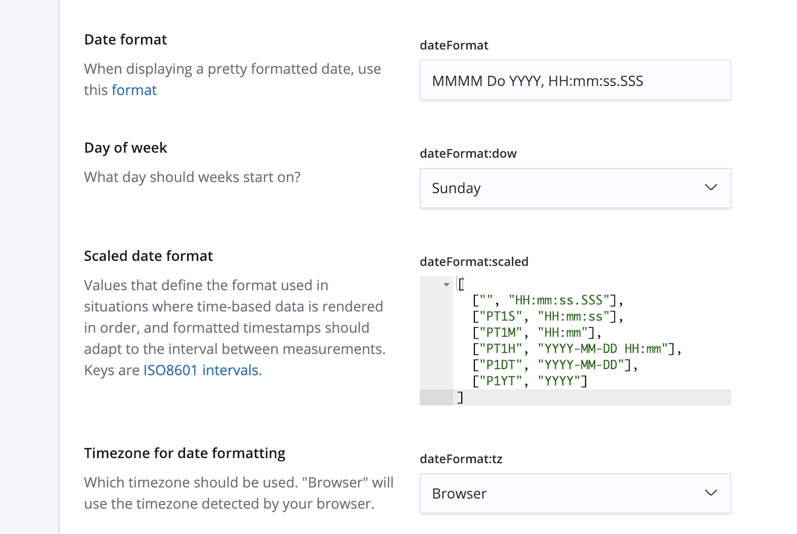 Canvas does not use Kibana number formatting locale · Issue #28007
