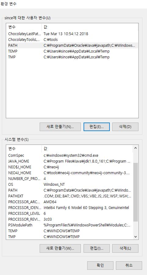 install error about powershell dosen't run newo4j bat file