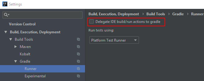 NoClassDefFoundError when using mocks and running spek from IntelliJ
