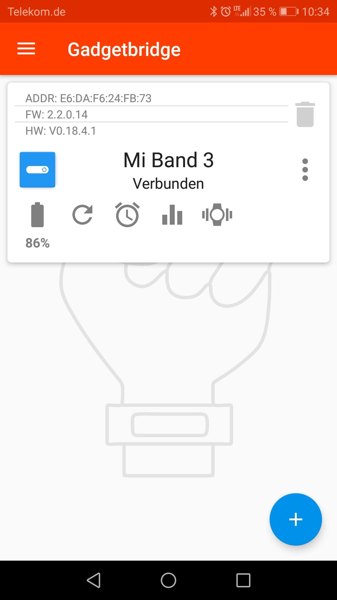 Mi Band 3 firmware whitelist 2 2 0 14 · Issue #1365
