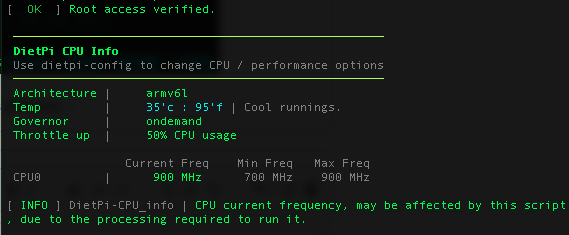 RPI high temperature when system idle · Issue #1743