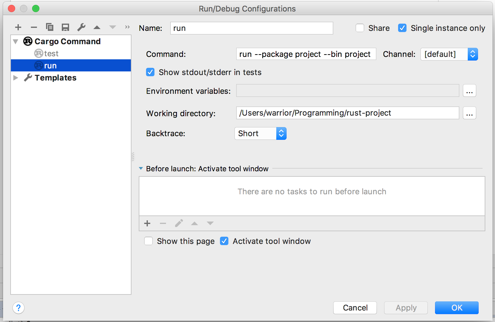 Implement debugger · Issue #535 · intellij-rust/intellij-rust · GitHub