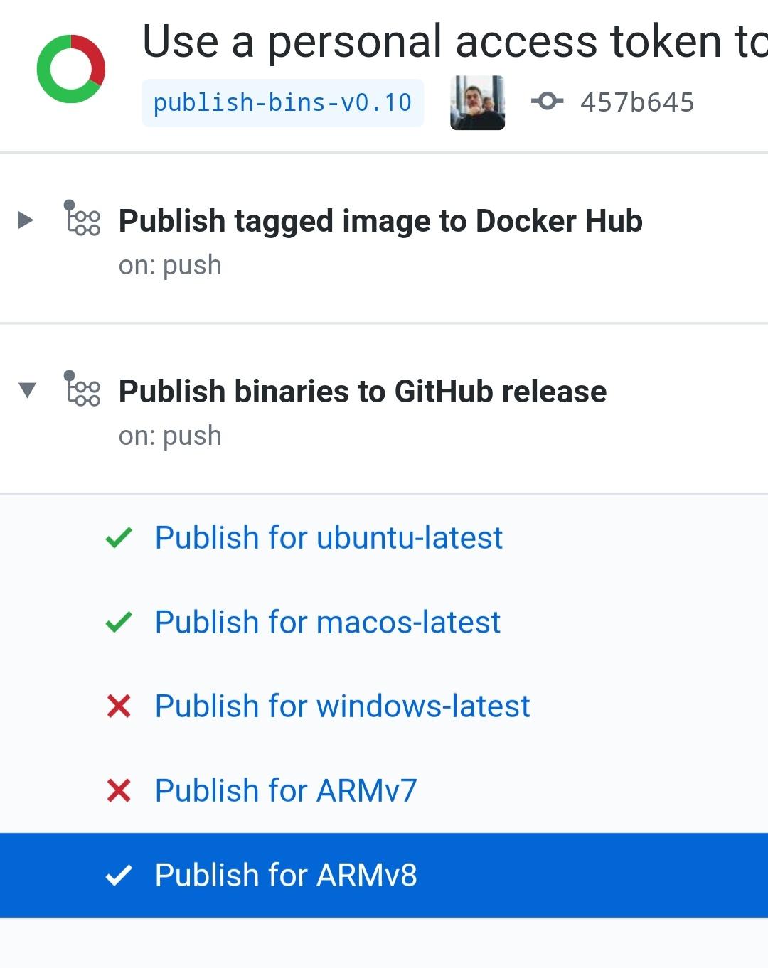 ARM Docker Image · Issue 20 · meilisearch/MeiliSearch · GitHub