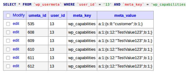 Rest api update customer meta_data fails to update meta_data