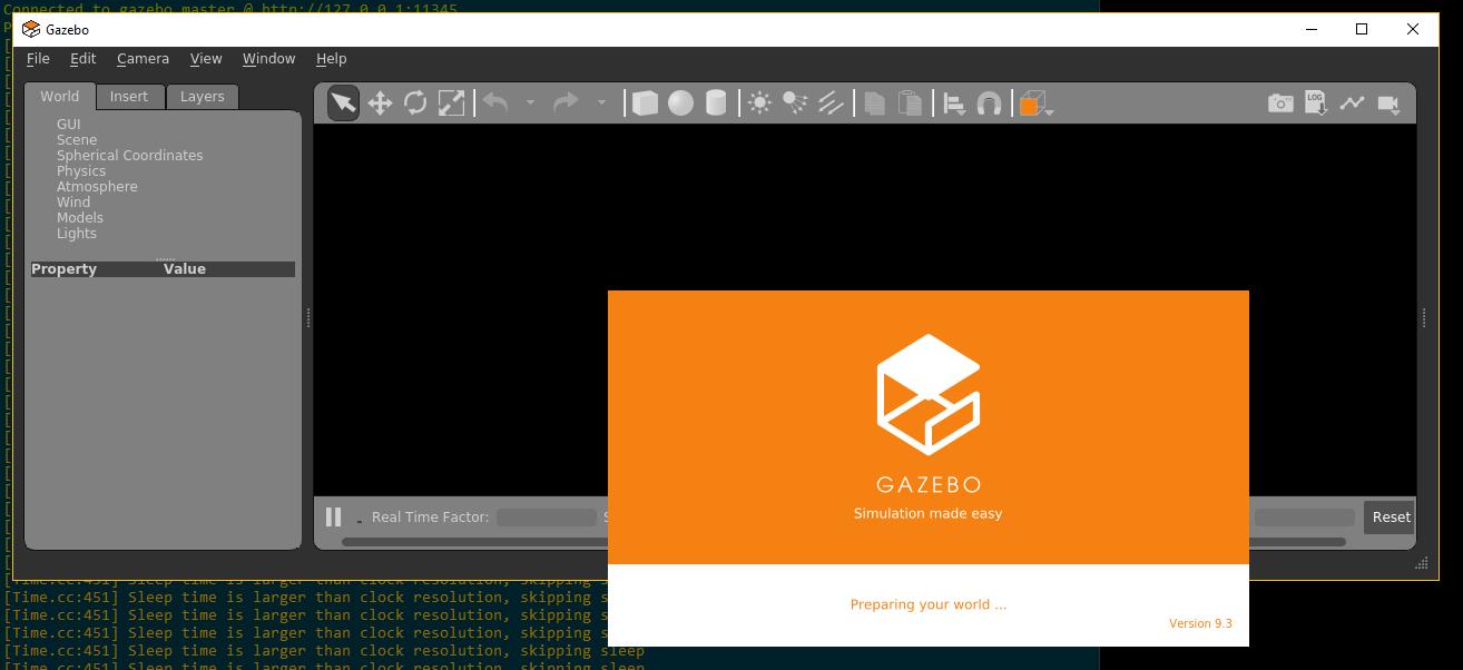 ROS Gazebo black screen · Issue #3368 · microsoft/WSL · GitHub