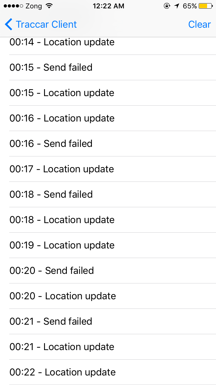 Device Status showing Offline · Issue #3281 · traccar