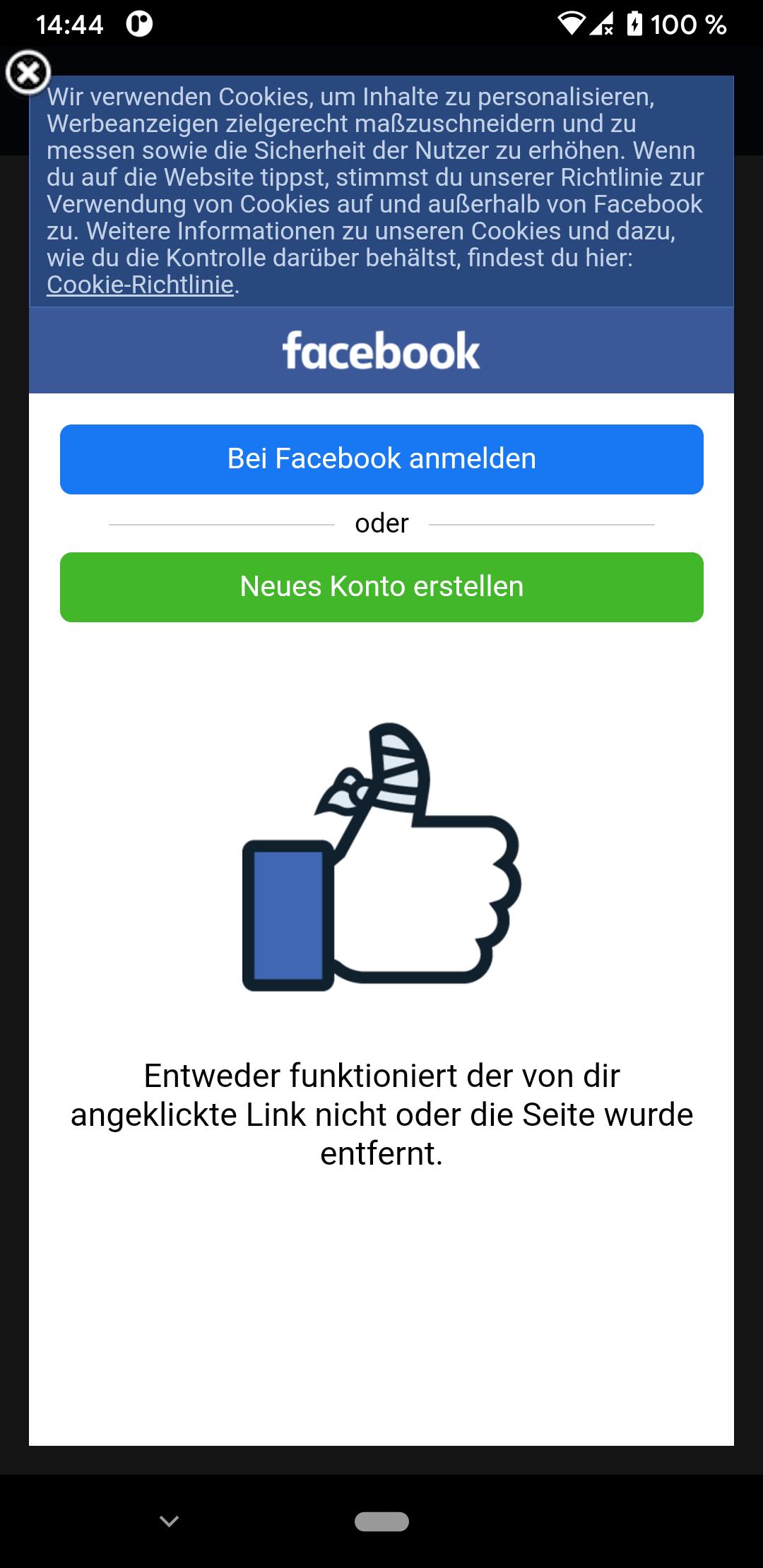 Anmelden login facebook logo/fbfordevelopers