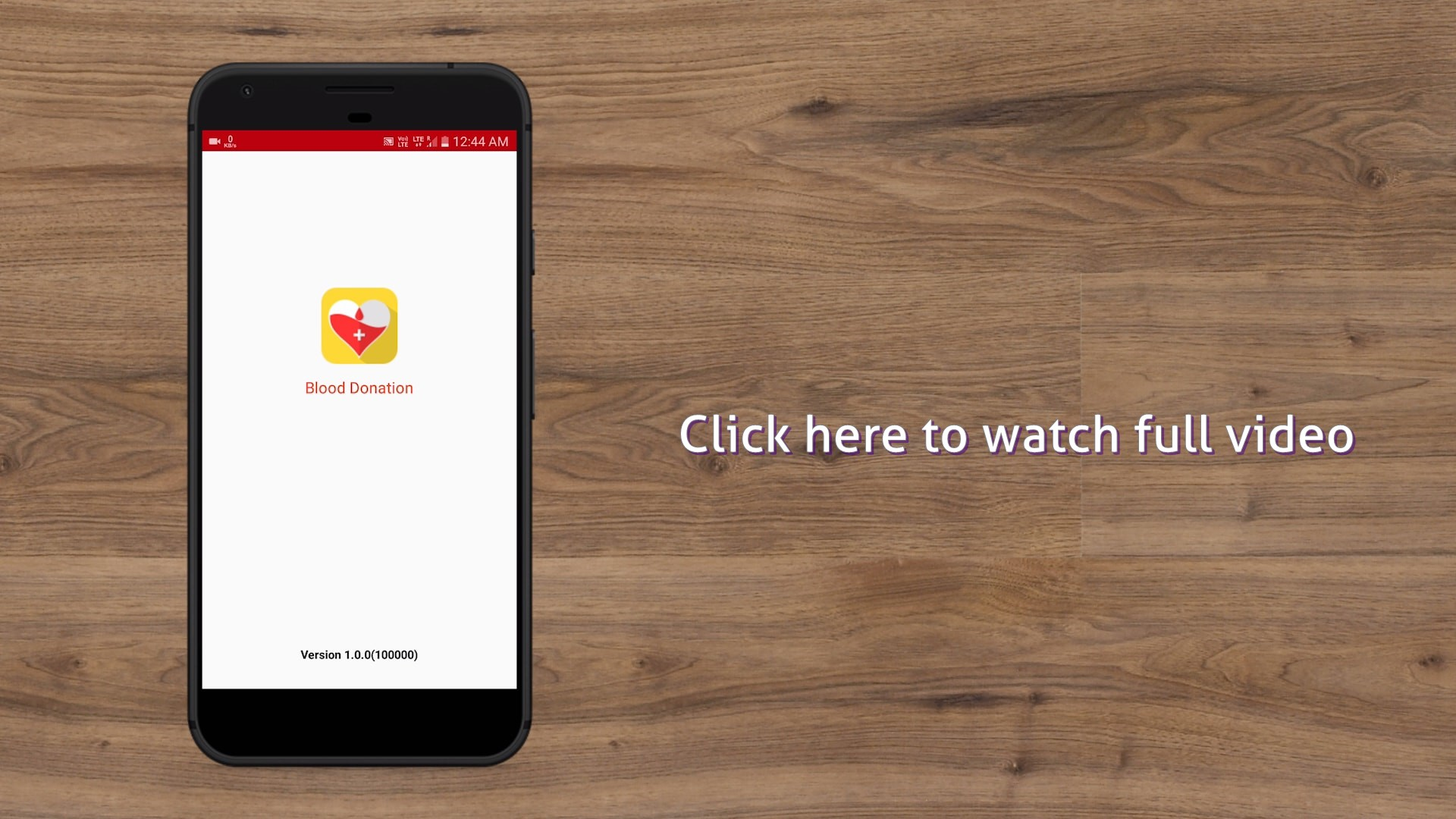 blood bank android app source code free download