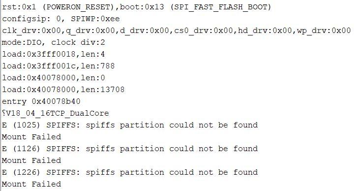 Flash Encryption (FLASH_CRYPT_CNT) · Issue #1387 · espressif/arduino