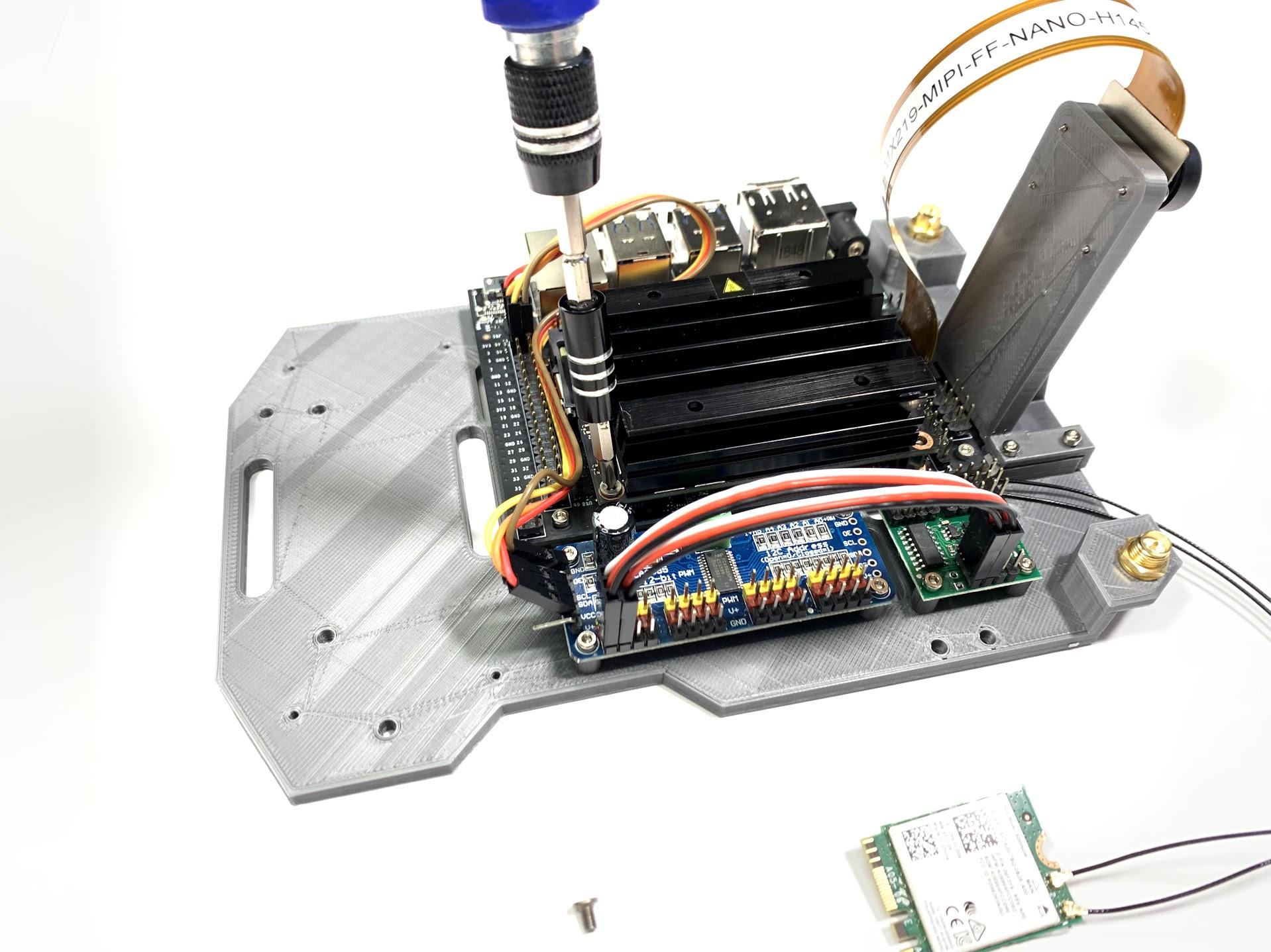 jetracer/hardware_setup md at master · NVIDIA-AI-IOT/jetracer · GitHub