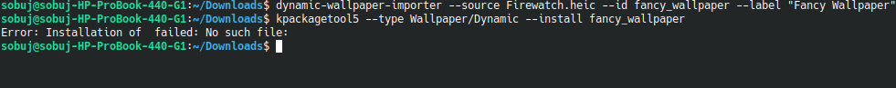 Problem Importing Heic Dynamic Wallpapers Issue 27