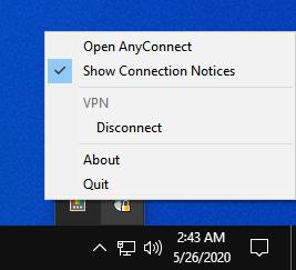Windows-Disconnect