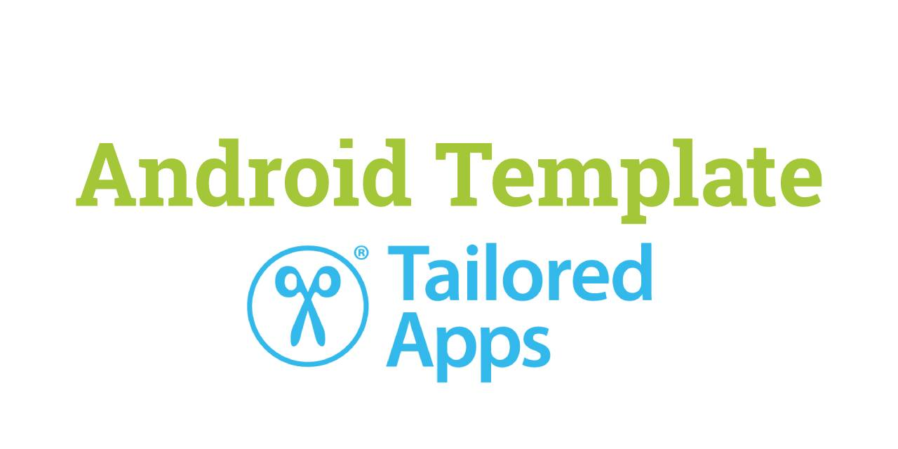 Android App Template Logo
