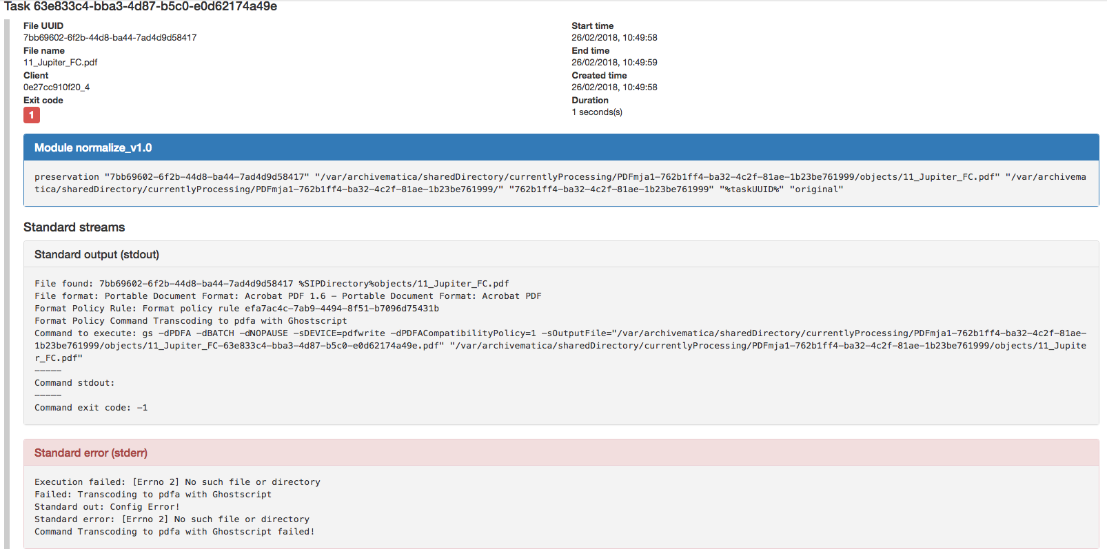 Problem: ghostscript not installed in mcpclient · Issue #181