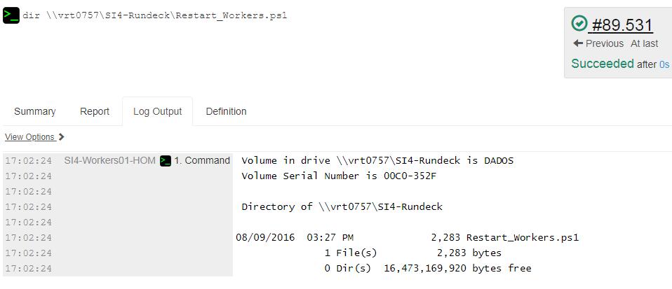 Access denied error -