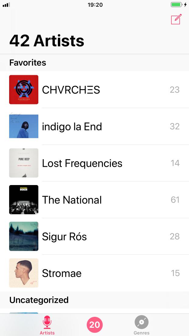 Heart Beats iOS app