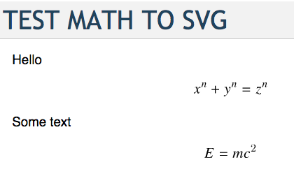 SVG output is not as nice as MathJax · Issue #5301 · sphinx-doc